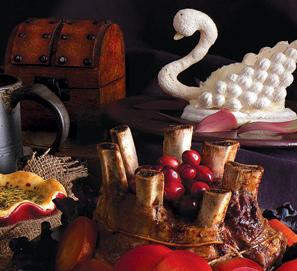 Libro de cocina de Juego de tronos: Festín de Hielo y Fuego