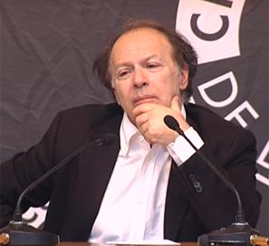 Javier Marías rechaza Premio Nacional