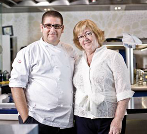 Dani García: En la cocina de mi madre