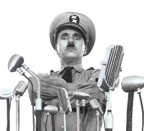 Mis andanzas por Europa de Charles Chaplin