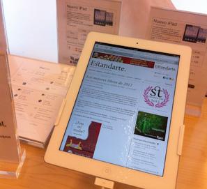 Apple lanza el nuevo iPad