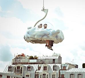 La espuma de los días de Boris Vian adaptada por Michel Gondry