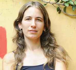 María Carman Premio Lengua de Trapo de Novela por El,pájaro de hueso