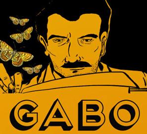 Biografía de García Márquez Gabo en cómic Memorias de vida mágica