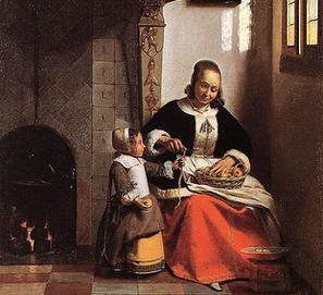 Tzvetan Todorov: Elogio de lo cotidiano en la pintura holandesa