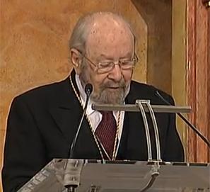 Discurso Caballero Bonald en el Premio Cervantes
