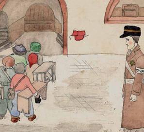 El diario de Helga Weiss - una niña en un campo de concentración