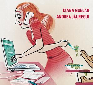 Mamas perfectamente imperfectas de Diana Guelar y Andrea Jauregui