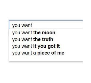 Google Poetics - Google escribe poesía