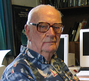 Arthur C. Clarke viaja al espacio a bordo de la nave Sunjammer