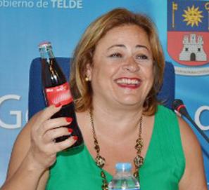 La alcaldesa de Telde: «las bibliotecas no dan nada de dinero»