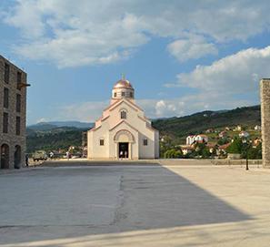 Andricgrad ciudad homenaje a Andric de Emir Kusturica