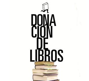 Dónde donar libros