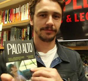 Palo Alto libro de James Franco y película de Gia Coppola