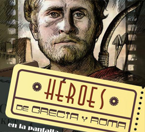 Heroes de Grecia y Roma en la pantalla