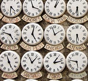 Huso horario o uso horario