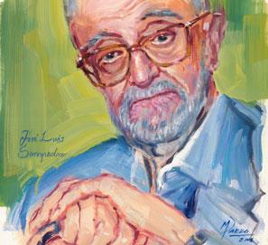 José Luis Sampedro, medalla 'Cuenca Patrimonio de la Humanidad'