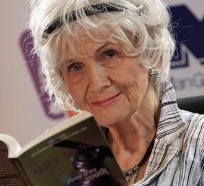 Alice Munro Premio Nobel de Literatura 2013