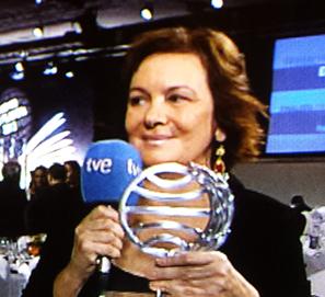 Clara Sanchez Premio Planeta 2013 y Gonzalez-Sinde finalista