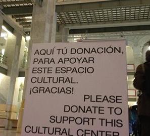 Faltas de ortografía en el Ayuntamiento de Madrid