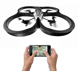 ¿Qué es un dron? El plural es drones.