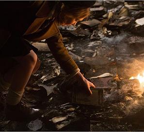 La ladrona de libros, la película de Markus Zusak