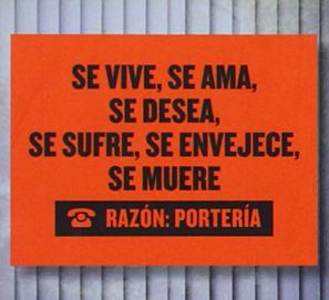 Razón: portería, de Javier Gomá Lanzón