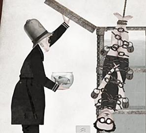 Traficantes de milagros, de Harry Houdini e Iban Barrenetxea
