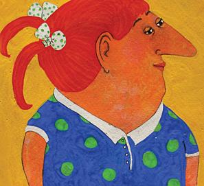 Mercedes Abad - La niña gorda
