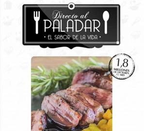 El blog Directo al Paladar presenta su libro de recetas