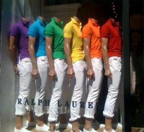 El plural de gay es gais