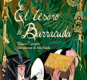 El tesoro de Barracuda, de Campos Martínez, Premio Barco de Vapor