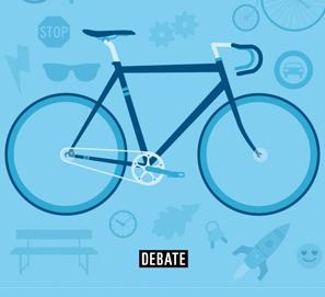 Biciosos, por qué vamos en bici de Pedro Bravo