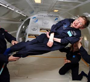 Stephen Hawking en Revista de Libros