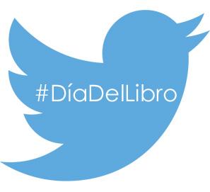 Twitter propone el hashtag #DiaDelLibro para el 23 de abril