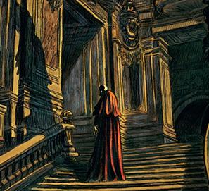 El fantasma de la Ópera en cómic o novela gráfica