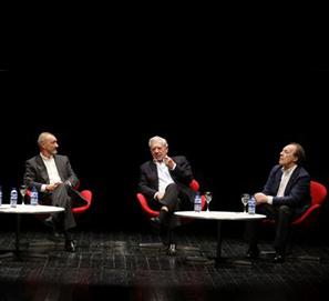 Encuentro Alfaguara - Vargas Llosa, Pérez-Reverte y Javier Marías