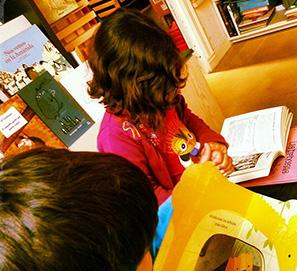 Actividades infantiles, Feria del Libro de Madrid