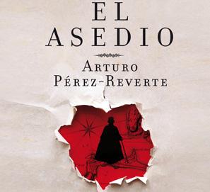 El asedio, de Arturo Pérez-Reverte, ganador del Premio Dagger