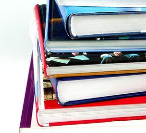 Ventas de libros en España descienden un 9,7% en 2013