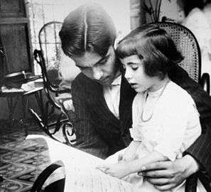 Federico García Lorca en defensa de las bibliotecas