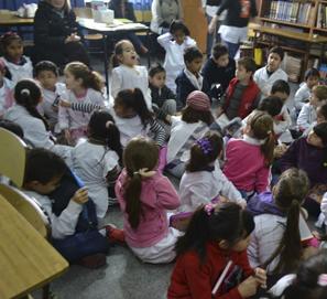 Comienza el Festival de Poesía en la Escuela
