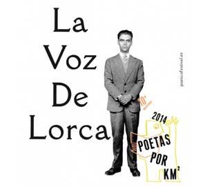 2014 Poetas por Km2 en Conde Duque