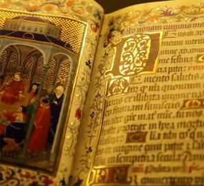 Exposición Templum Libri en el castillo de Ponferrada de León