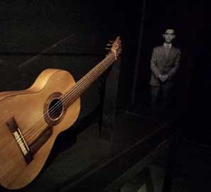 Exposición La Voz de Lorca