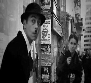 Mis andanzas por Europa - Charles Chaplin
