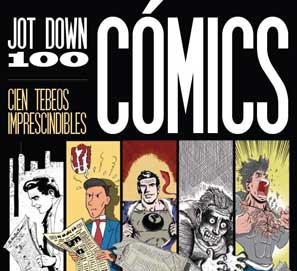 Los 100 mejores cómics del mundo según Jot Down