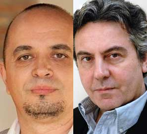 González Iglesias y Benítez Reyes ganan Premios del Tren 2014