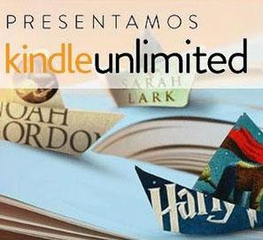 Llega a España Kindle Unlimited la tarifa plana de Amazon