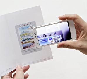 Seebook el libro digital tangible